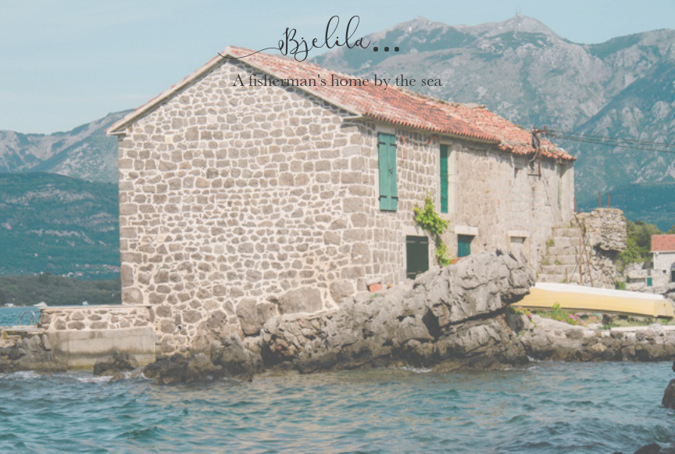 Bjelila… A Fisherman's Cottage By The Sea