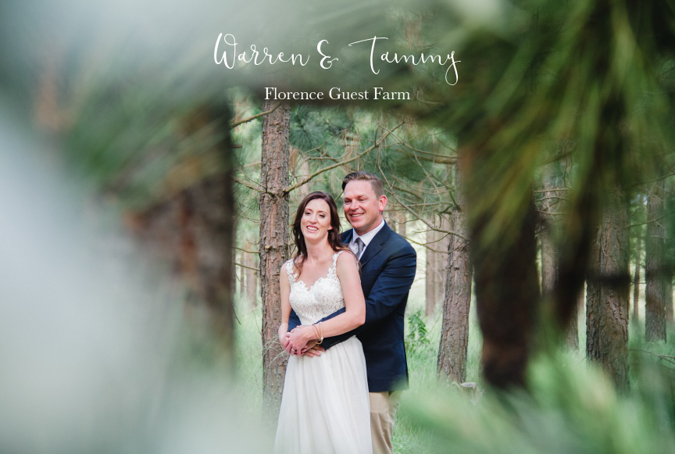 Dust And Dreams Photography  Warren & Tammy Real Wedding Florence Guest Farm  Feature Page (1 Of 2)
