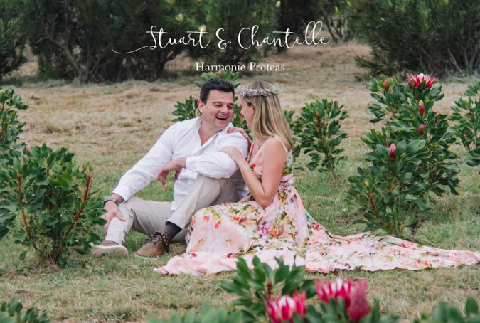 Dust And Dreams Photography Engagement Harmonie Proteas