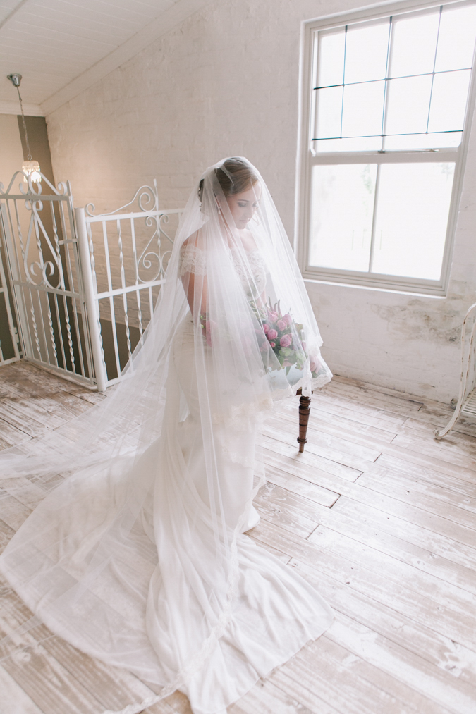 Dust and Dreams Photography Veil