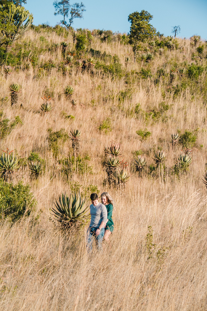 Dust and Dreams Photography _ Engagement Shoot Dawsons Game Lodge