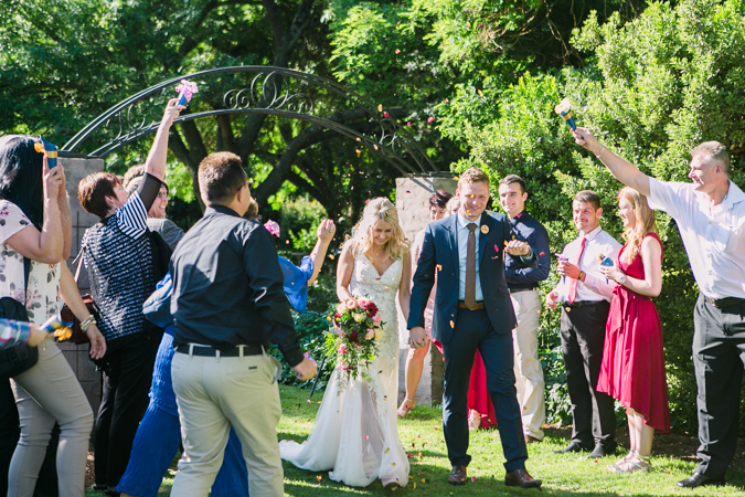 Dust and Dreams Photography - The Corn & Cob Wedding