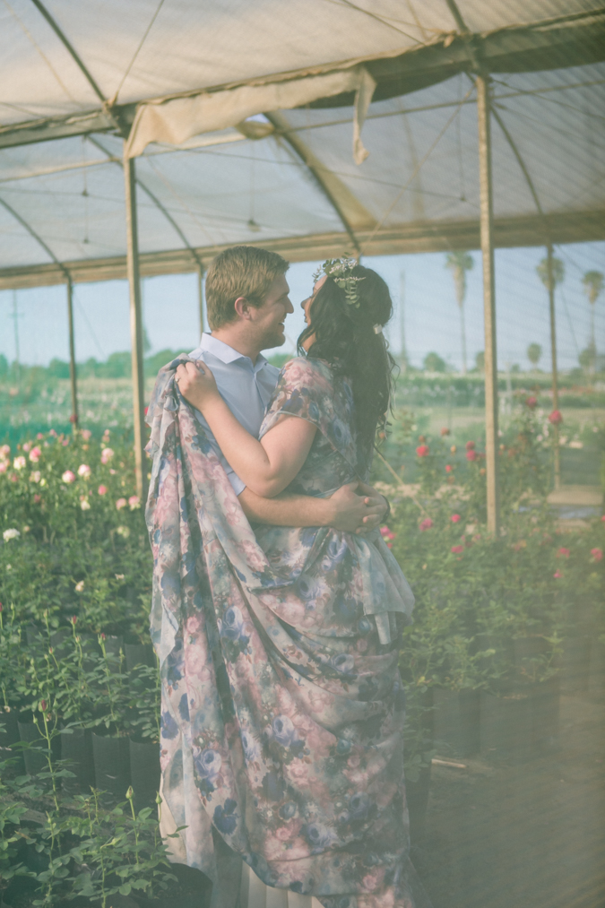 Dust and Dreams Photography _ Engagement shoot _ Ludwig Roses