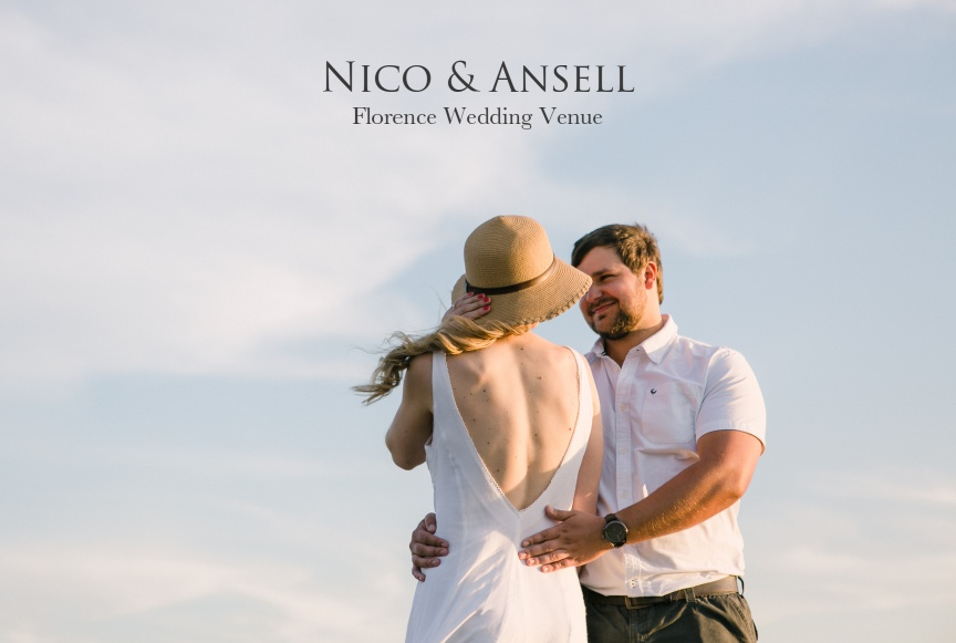Dust And Dreams Photography _ Nico & Ansell Engagement _ Florence Wedding Venue