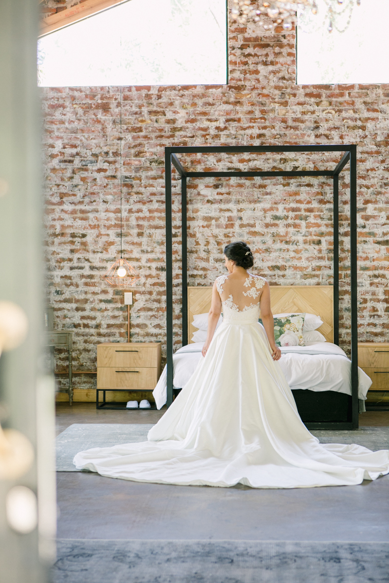 Dust and Dreams Photography Lace on Timber Wedding