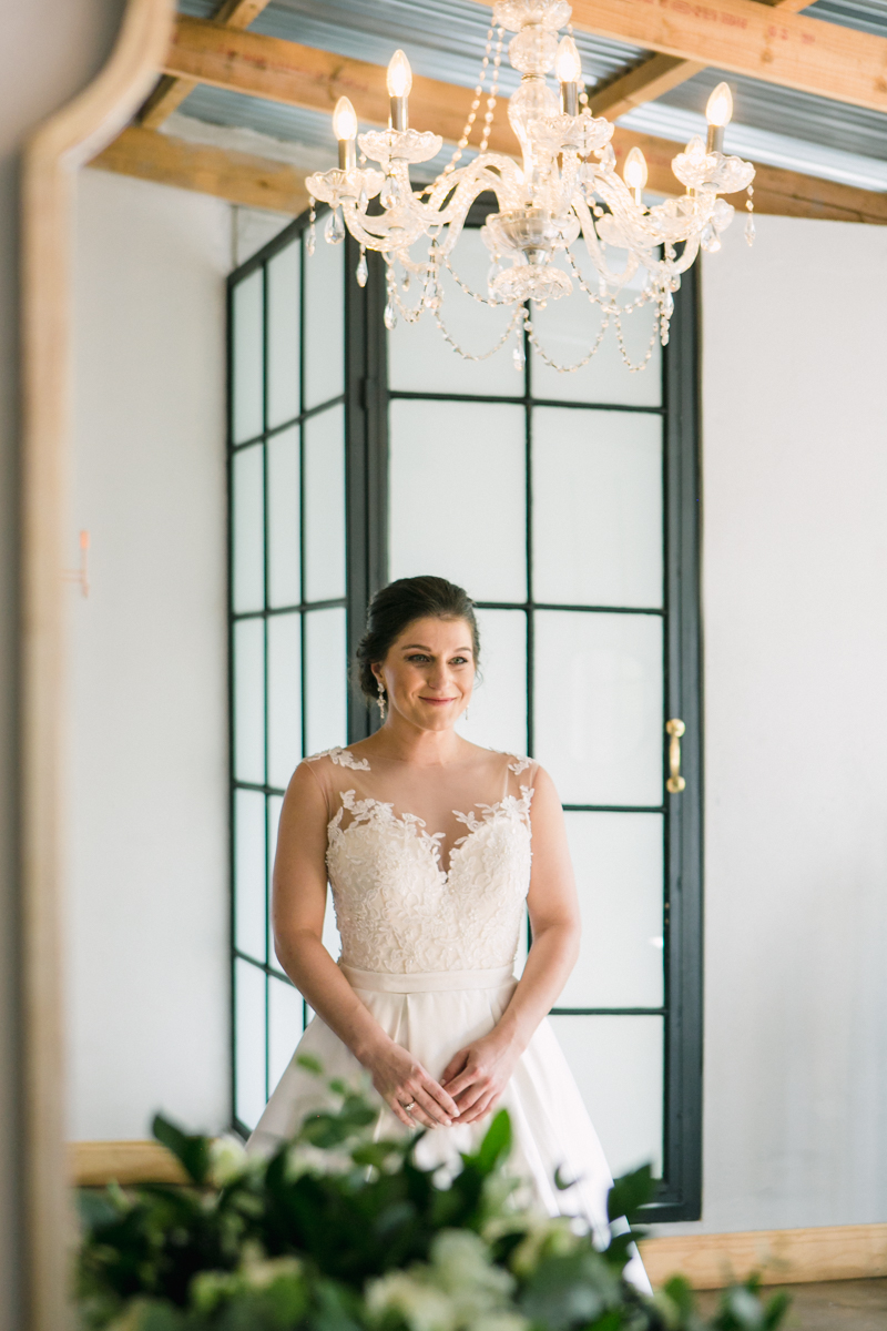 Dust and Dreams Photography Lace on Timber Bride